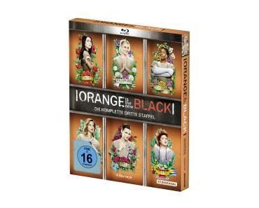 """""""Orange is the New Black"""" auf Blu-ray – Die dritte Runde mit den Mädels im Knast"""