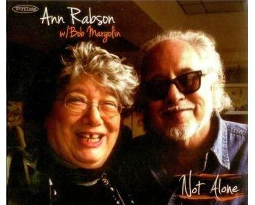 Ann Rabson with Bob Margolin - Not Alone