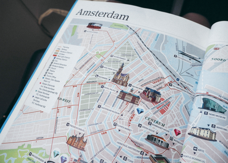 Travel: Amsterdam with C&A
