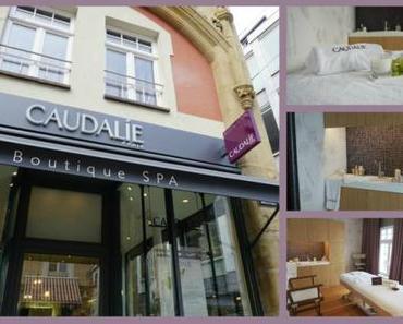 Caudalie loves Düsseldorf- die erste Boutique mit Spa in Deutschland.