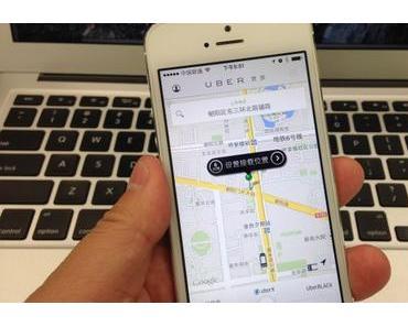 Uber China will in einem Jahr Nummer Eins in China sein