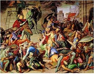 Nibelungen Sage 23/28 | Wie die Knechte in der Herberge erschlagen wurden