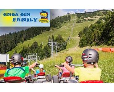 Gmoa Oim Family – Stell dich dem Berg! – Termintipp