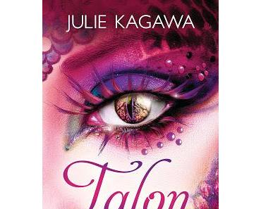 {Rezension} Julie Kagawa - Drachenherz (Talon #2)