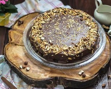 Apfelmus-Nuss-Kuchen.... was die Speisekammer noch so hergab!