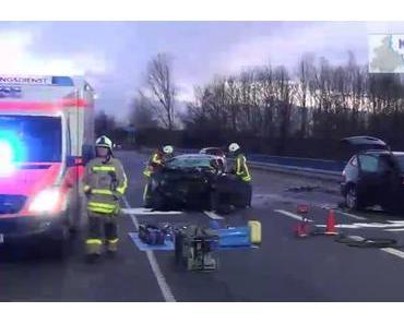 Unfall Grevenbroich – 18-jähriger auf der A46 überfahren