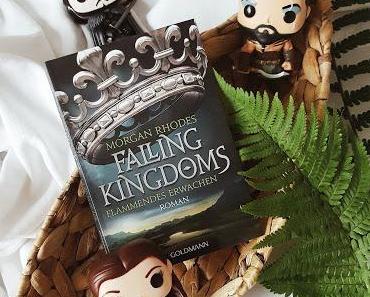 >> Falling Kingdoms - Flammendes Erwachen << von Morgan Rhodes