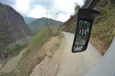 straße-nepal-pokhrara-lumbini