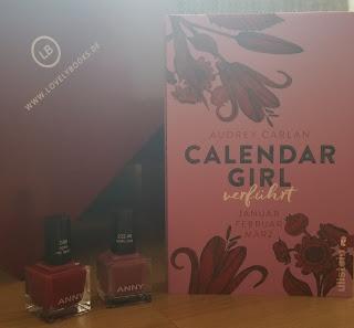 [Rezension] Calendar Girl - Verführt || Audrey Carlan