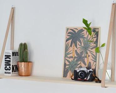 Inspiration | 12 frische DIY-Ideen für Regale