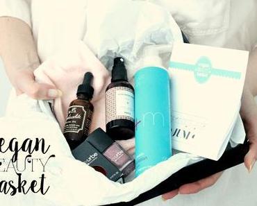 Vegan Beauty Basket Juni [Unboxing]