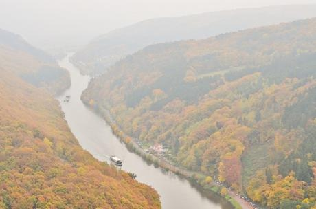 Unsere Bullitour durch Deutschland – Saarschleife
