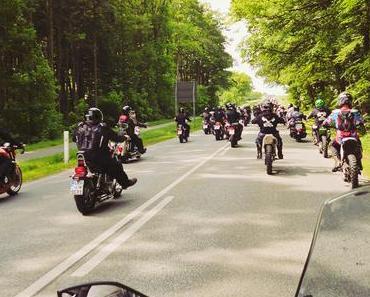 Bikergottesdienst in Bad Doberan. IV