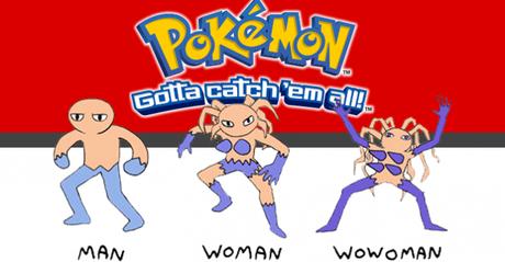 Zeichner erfindet verrückte Pseudo-Pokémon