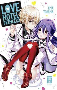 """Carbonara sind Lebewesen!"" Manga-Review: Love Hotel Princess"