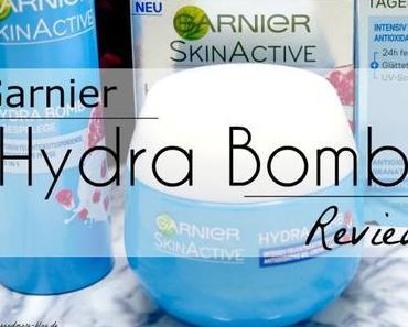 Garnier Skin Active Hydra Bomb Tages- und Nachtpflege – Review