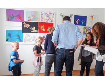 MADRE TIERRA AMOR eröffnete Kunst-Ausstellung
