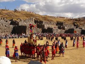 Inti Raymi – Peruanisches Sonnenfest 2016