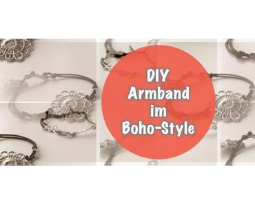 [DIY] Armband im Boho-Style