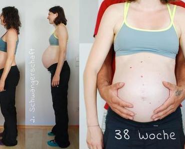 {Schwangerschaft #2} Woche 38