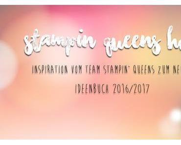 Herzlich Willkommen zum Stampin Queens Blog Hop