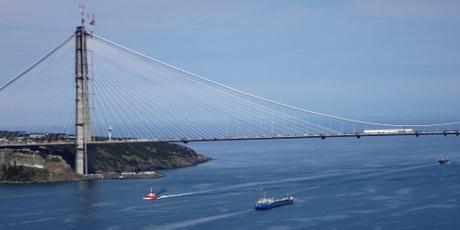 Istanbul: zwei Brücken - und noch eine