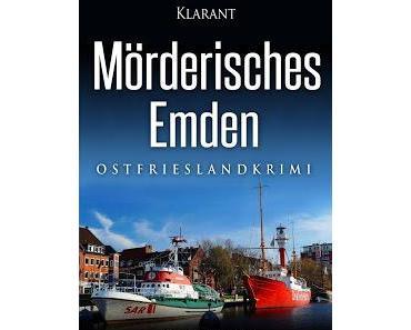 """Buchtipp: """"Mörderisches Emden"""" von Ele Wolff"""