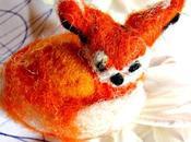 #creadienstag Fuchs Nadelwolle