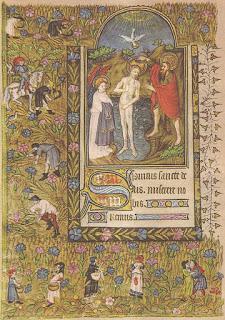Aus einer Handschrift des XV. Jahrhunderts | Kalenderblatt Juni
