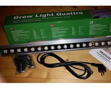 Großer Test: LED vs. Leuchtstoffröhre Teil1: Aufbau