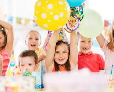 Wenn Kinder feiern – Tipps für eine tolle Party!