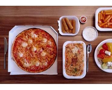 Lieferdienstcheck bei pizza.de | Seven Nations | Pizza, Pasta & Co