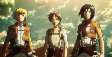 Attack on Titan bald auch in Deutschland als Anime!