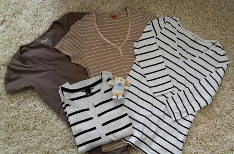 Klamotten Haul Esprit, Only, H&M - Second Hand!