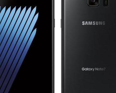 Samsung Galaxy Note 7: Evleaks zeigt die ersten Pressefotos