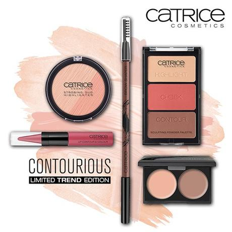 "Limited Edition ""Contourious"" by CATRICE"