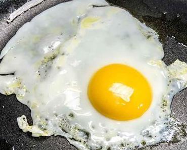 Brate-Eier-auf-dem-Gehweg-Tag – der amerikanische Sidewalk Egg Frying Day
