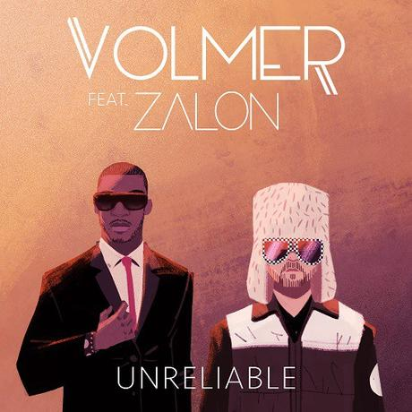Volmer feat. Zalon – Unreliable // Live session – Copenhagen 2016 (Video)