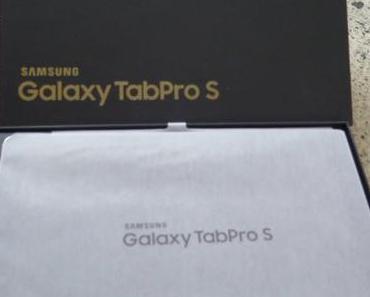"""Samsung """"Galaxy TabPro S """""""
