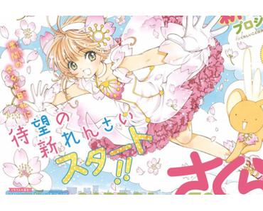 Die Rückkehr von Cardcaptor Sakura als Sequel