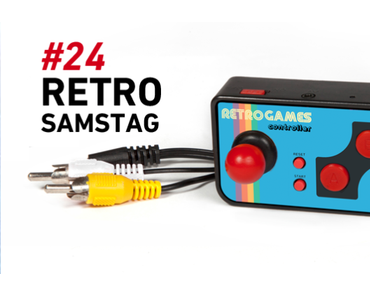 Plug and Play für alte Spiele – Retro-Samstag Teil 24 – Thumbs Up Mini TV Retro Game Controller