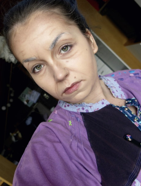 [BEAUTY] GRUMPY OLD GRANNY MAKEUP LOOK