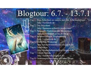 """Blogtour """"Schicksalsreihe"""" - Thema heute: Göttliches Werkzeug"""