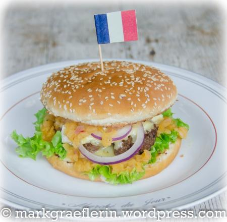French Burger 1