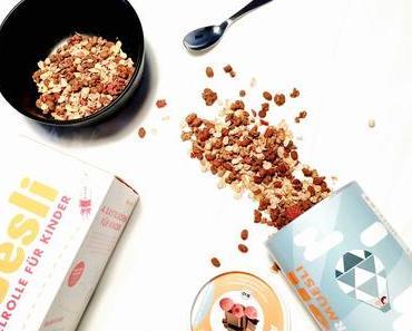Abenteuer-Frühstück mit dem Abenteuer-Müsli + VERLOSUNG!