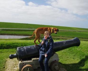 Wandern auf Texel – zwei auf einen Streich
