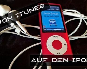Einfach nervig: Hörbücher und iTunes!