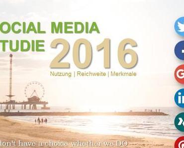 Social Media Studie: Die Relevanz der Social Media für die Online-Pressemitteilung