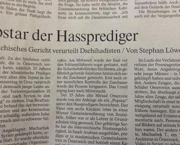 Wieder einmal: #FAZ erhält #Das_Goldene_Schreibmaschinenfarbband
