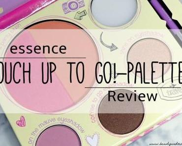 essence touch up to go!-Palette – Review